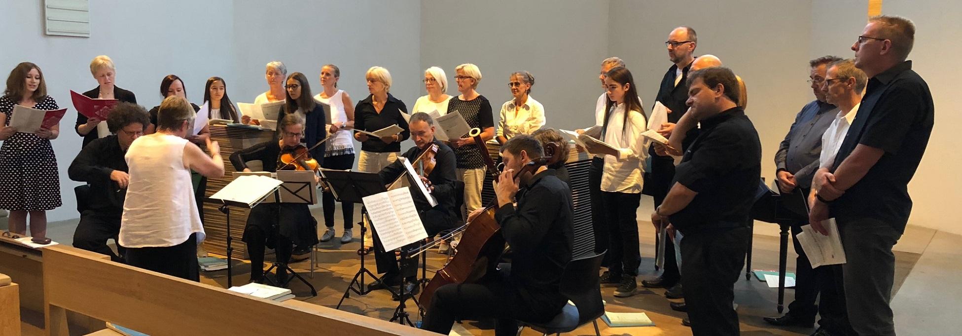 VaM - Der Friede sei mit dir - Konzert am 7. Juli 2018 in der Grabeskirche Liebfrauen